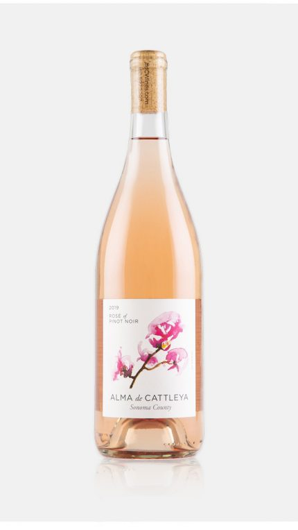 2019 Rose of Pinot Noir Bottle