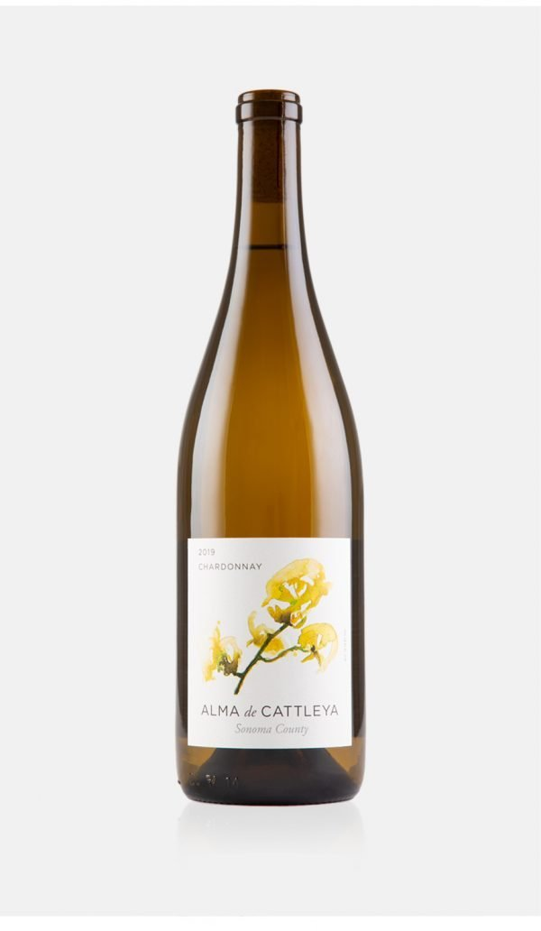 2019 Chardonnay Bottle